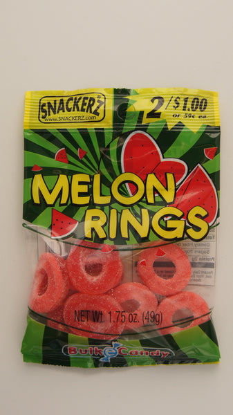 Melon Rings 2/$1 (12 Count)