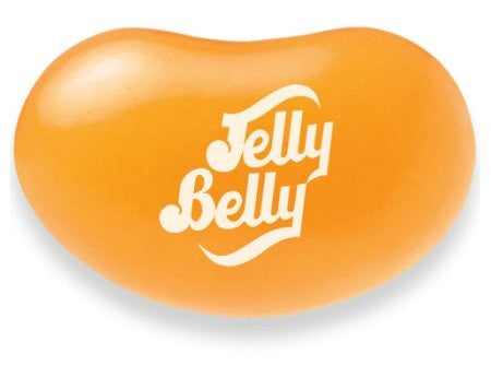 Jelly Belly Sunkist® Orange Jelly Beans - 10 lbs bulk