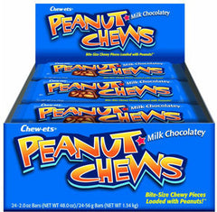 Peanut Chews Milk Chocolate 2oz 24 Count