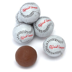 Milk Chocolate Baseballs 5LB Bulk