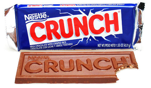 Crunch Bar 1.55oz 36 Count