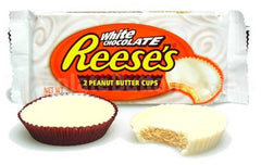 Reese's Peanut Butter Cup White 1.5oz 24 Count