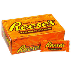 Reese's Peanut Butter Cups 1.5oz 36 Count