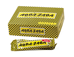 Abba Zabba Candy Bar 24 Count annabelles candy