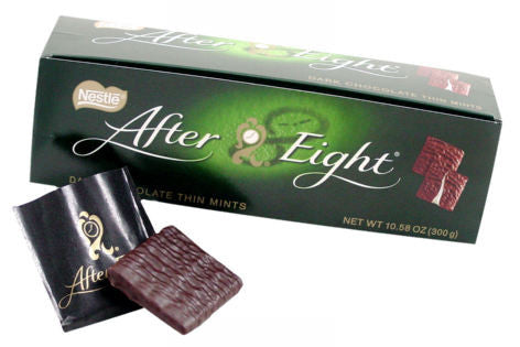 Dark Chocolate Mint After Eight 7.05 oz 12 Count