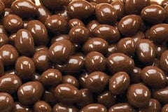 Milk Chocolate Almonds 10LB Bulk