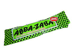 Abba Zabba Sour Apples 24 Count