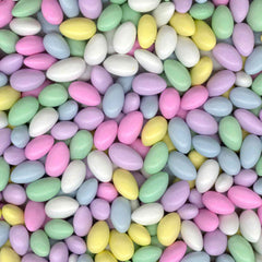 Chocolate Jordan Almonds 10LB Bulk