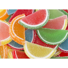 Assorted Fruit Jelly Slices 5LB