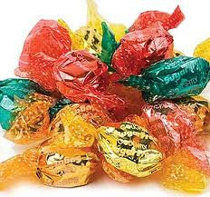 Assorted Fruit Hard Candy Sugar Free 5LB