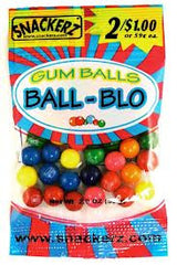 Ball-Blo (Gum Balls) 2/$1 (12 Count)