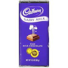 Milk Chocolate Bar 3.5oz 12 Count