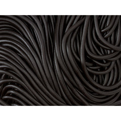 Black Licorice Laces 18.75LB Bulk