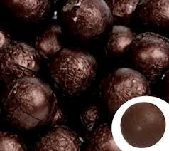 Brown Chocolate Foil Balls 10LB Bulk