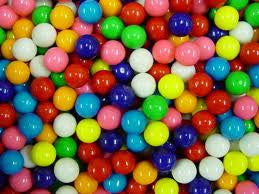"Double Bubble Gumballs 1/2"" 5800 Count Bulk"