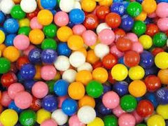 "Double Bubble Gumballs 5/8"" 3650 Count Bulk"