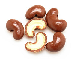 Milk Chocolate Cashews 10LB Bulk