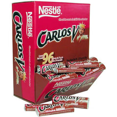 Carlos V Mini Bars 96 Count