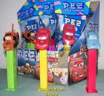 Pez Disney Cars 2 Dispenser 12 Count