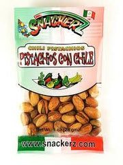 Chili Pistachios (12 Pack)