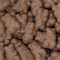 Chocolate Covered Marshmallow Bears 5LB Bulk