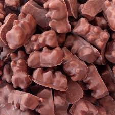 Sugar Free Chocolate Covered Gummi Bears 5LB