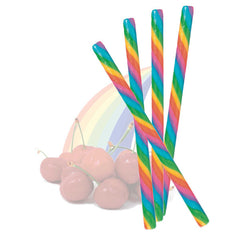 Circus Sticks Cherry Rainbow 96 Count