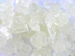 Clear Rock Candy Strings 5LB Bulk