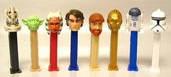 Pez Star Wars Clone Wars Dispenser 12 Count