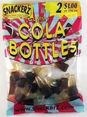 Cola Bottles (Gummy) 2/$1 (12 Count)