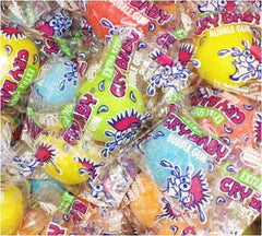 Cry Baby Gumballs Wrapped 850 Count