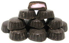 Dark Chocolate Raspberry Mini Cups 8LB