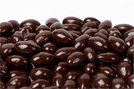 Dark Chocolate Covered Almonds 5LB Bulk