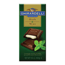 Mint Chocolate Bar 3oz 12 Count