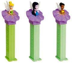 Pez Disney Faries Dispenser 12 Count
