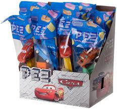 Pez Disney Cars Dispenser 12 Count