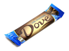 Dove Milk Chocolate Bar 24 Count