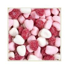 petite sour hearts jelly belly 10lbs