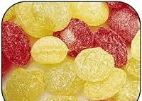 Assorted Hard fruit Drops 10LB Bulk