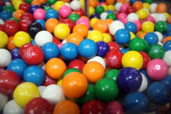 "Double Bubble Gumballs 3/4"" - 1900 Count Bulk"