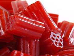 Sugar Free Red Licorice Bites 5LB Bulk