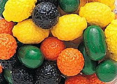 "Double Bubble Fancy Fruit Gumballs 1"" 850 Count Bulk"