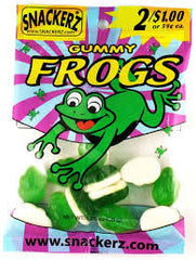 Gummy Frogs 2/$1 (12 Count)