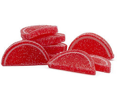 Cherry Fruit Jelly Slices 5LB