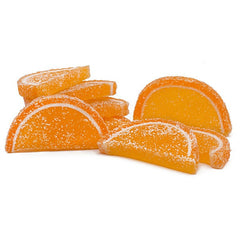 Orange Fruit Jelly Slices 5LB