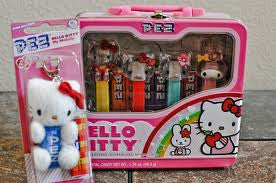 Hello Kitty Pez Gift Tin