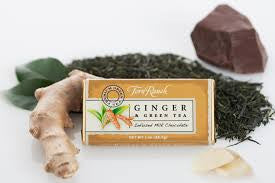 Chocolate Ginger and green Tea Bar 18 Count