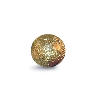 Gold Chocolate Foil Balls 10LB Bulk