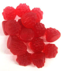 Gummi Red Raspberries 5LB Bulk