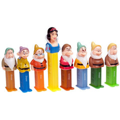 Pez Snow White and the Seven Dwarfs Gift Set